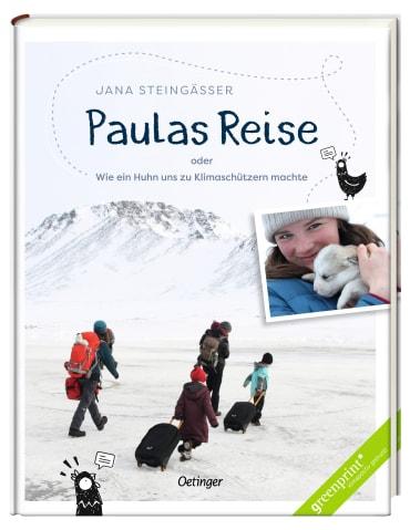 Paulas Reise, 9783789109652