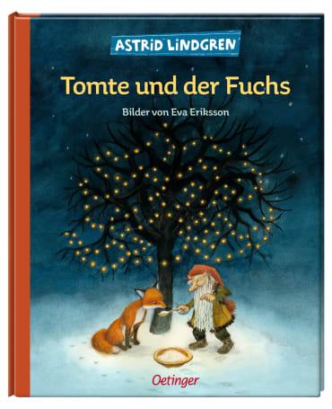 Tomte und der Fuchs, 9783789108549
