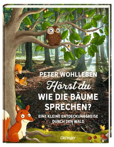 Hörst du, wie die Bäume sprechen?, 9783789108228