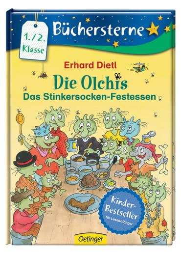 Die Olchis Das Stinkersocken-Festessen, 9783789104947
