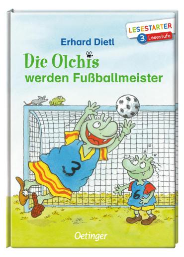 Die Olchis werden Fußballmeister, 9783789110931