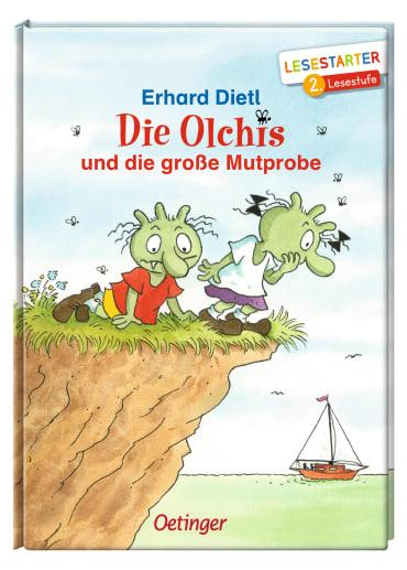 Die Olchis und die große Mutprobe, 9783789110955