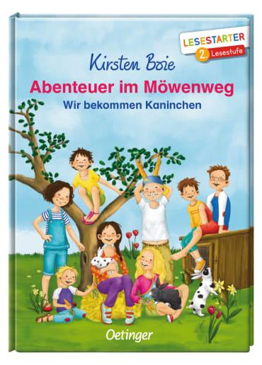 Abenteuer im Möwenweg, 9783789110986
