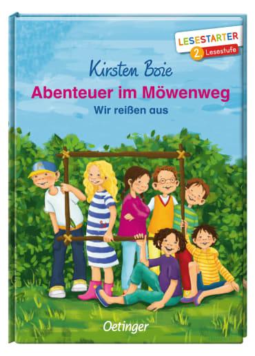 Abenteuer im Möwenweg, 9783789110993