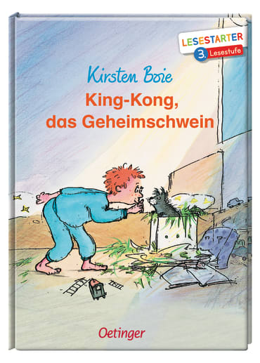 King-Kong, das Geheimschwein, 9783789111006