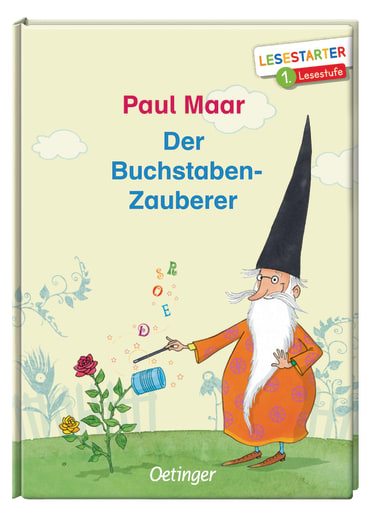 Der Buchstaben-Zauberer, 9783789111051