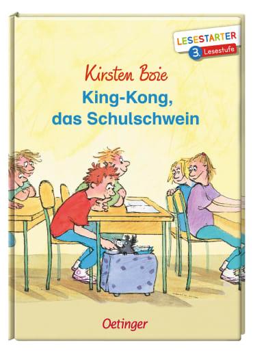 King-Kong, das Schulschwein, 9783789112133