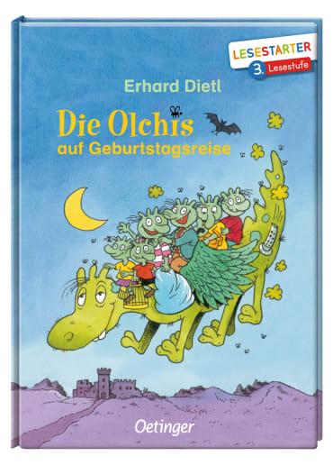 Die Olchis auf Geburtstagsreise, 9783789112157