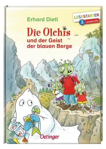 Die Olchis und der Geist der blauen Berge, 9783789112751