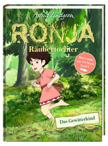 Ronja Räubertochter, 9783789108204