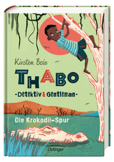 Thabo. Detektiv & Gentleman, 9783789103957