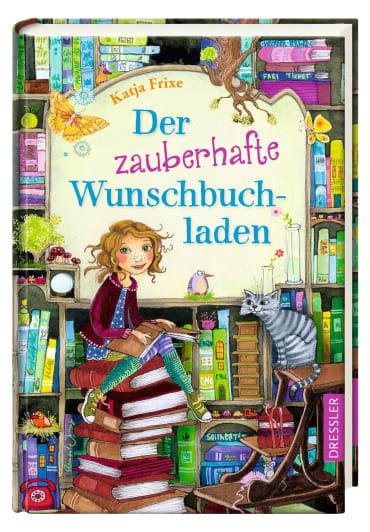 Der zauberhafte Wunschbuchladen 1, 9783791500218