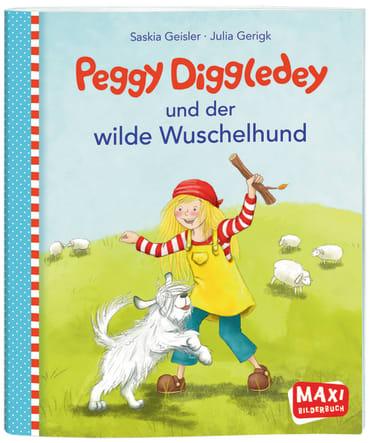 Peggy Diggledey, 9783770777242