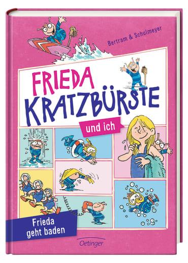 Frieda Kratzbürste und ich, 9783789104671