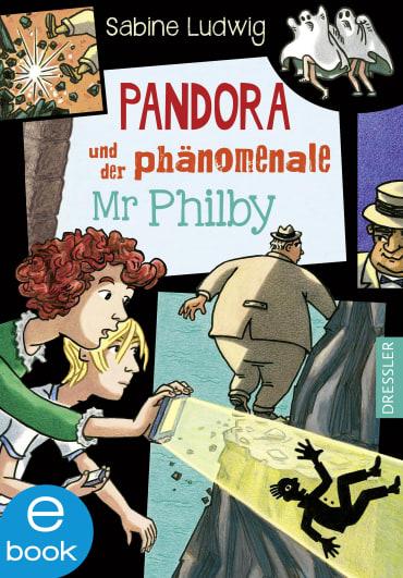 Pandora und der phänomenale Mr Philby, 9783862720514
