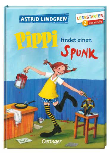 Pippi findet einen Spunk, 9783789110405