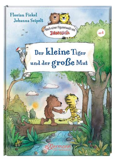 Der kleine Tiger und der große Mut, 9783770700943