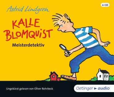 Kalle Blomquist, 9783837310504