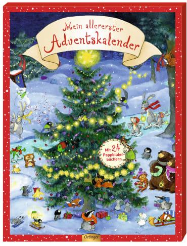 Mein allererster Adventskalender, 9783789109225