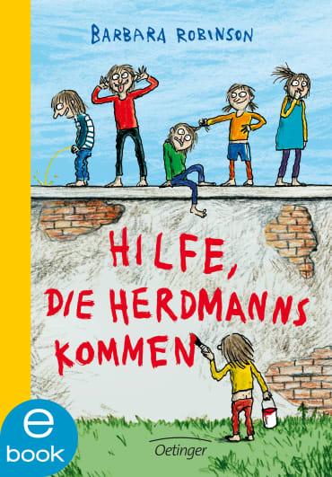 Hilfe, die Herdmanns kommen!, 9783960520399