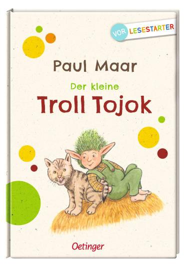 Der kleine Troll Tojok, 9783789110412
