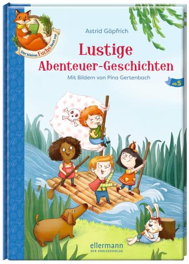 Der kleine Fuchs liest vor, 9783770701186