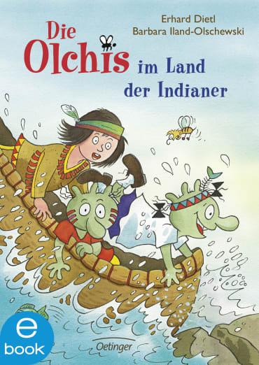 Die Olchis im Land der Indianer, 9783960520801