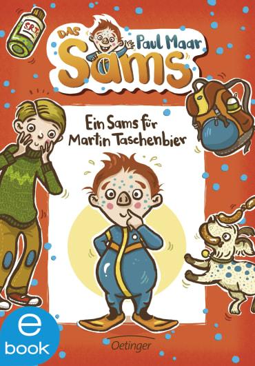Ein Sams für Martin Taschenbier, 9783960520849