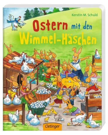 Ostern mit den Wimmel-Häschen, 9783789109935