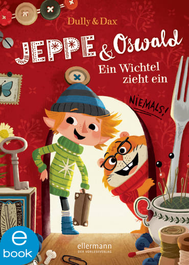 Jeppe & Oswald, 9783862730339