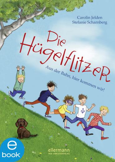 Die Hügelflitzer, 9783862730346