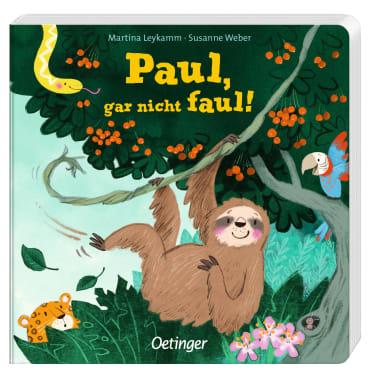 Paul, gar nicht faul, 9783789109980