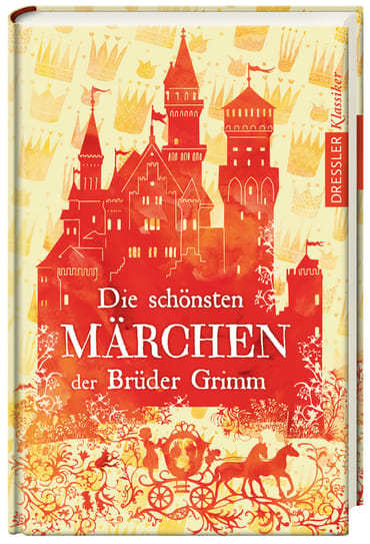 Die schönsten Märchen der Brüder Grimm, 9783791501352