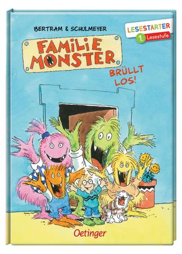 Familie Monster brüllt los!, 9783789112775