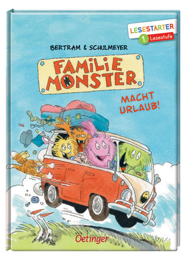 Familie Monster macht Urlaub!, 9783789112799