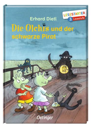 Die Olchis und der schwarze Pirat, 9783789112836