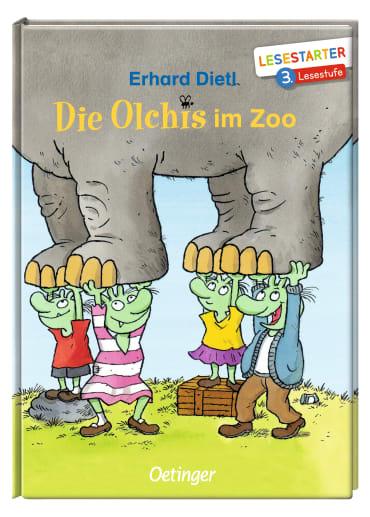 Die Olchis im Zoo, 9783789112843
