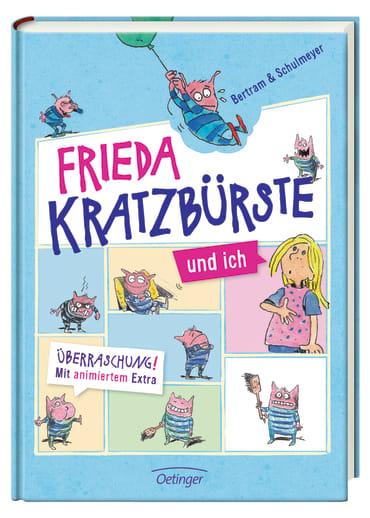 Frieda Kratzbürste und ich, 9783789104343