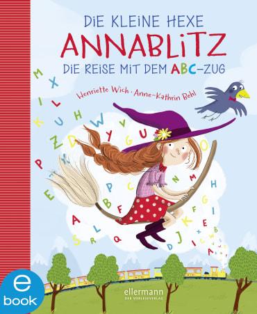 Die kleine Hexe Annablitz, 9783862730230