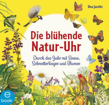 Die blühende Natur-Uhr, 9783862730247
