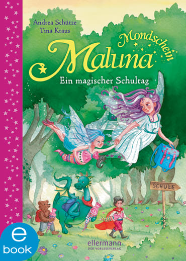 Maluna Mondschein, 9783862730261