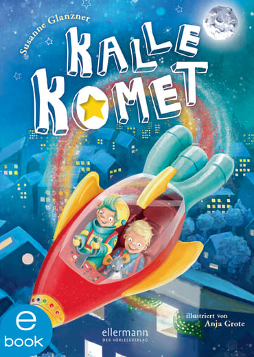 Kalle Komet, 9783862730285