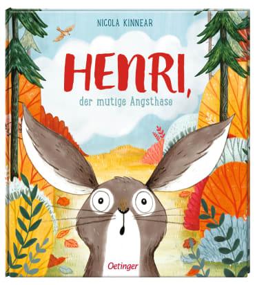 Henri, der mutige Angsthase, 9783789110542
