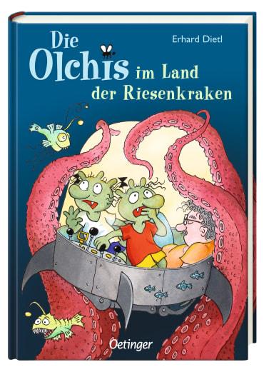 Die Olchis im Land der Riesenkraken, 9783789110764