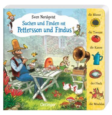 Suchen und finden mit Pettersson und Findus, 9783789169496