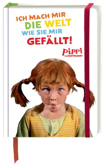 Pippi (Film) Notizbuch, 4260160895854