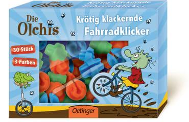 Die Olchis Krötig klackernde Fahrradklicker, 4260160896806