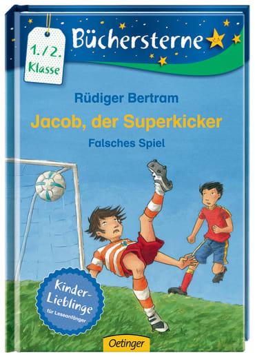 Jacob, der Superkicker, 9783789123528