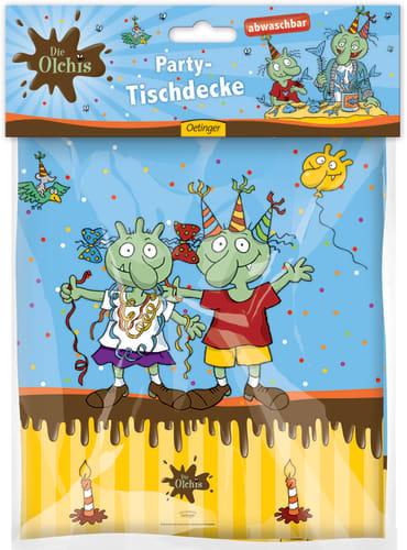 Die Olchis Party-Tischdecke, 4260160896080