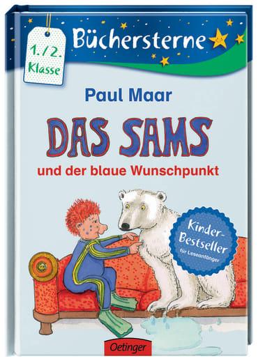 Das Sams und der blaue Wunschpunkt, 9783789124266
